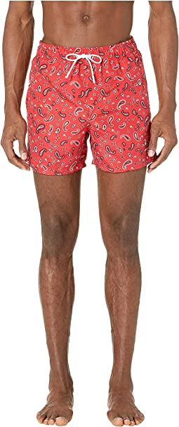 Bandana Swim Trunks