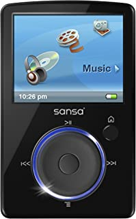 SanDisk Sansa Fuze 2GB MP3 Player with Radio and MicroSD/SDHC Slot - Silver