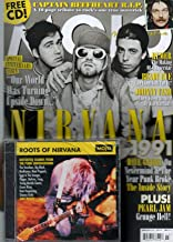 MOJO March 2011 Magazine WITH CD Roots Of Nirvana SPECIAL ANNIVERSARY ISSUE Featuring 1991 DISTORTED SOUNDS FROM THE PUNK UNDERGROUND