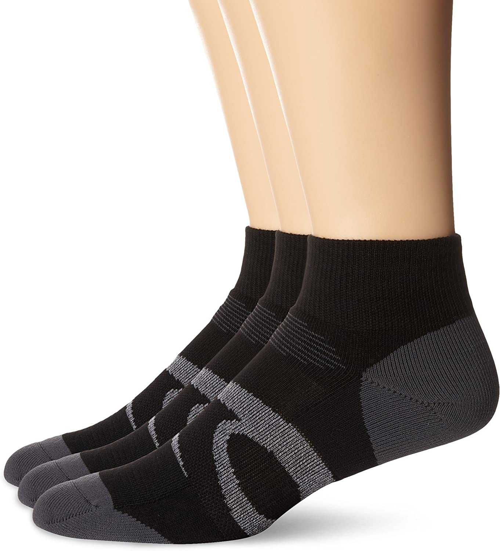 ASICS Intensity Quarter Socks (3-Pack)