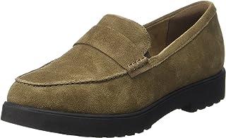 Amazon.es: 41.5 Mocasines Zapatos planos: Zapatos y