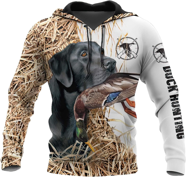 激安通販 Ureahii Hipster Love おすすめ Hunting Hoodies Long Men Sweatshirts Sleeve