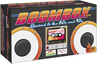 Buffalo Games - Boombox - Rewind to The 80's and 90's