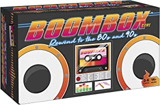 Boombox - Rewind to The 80's & 90's