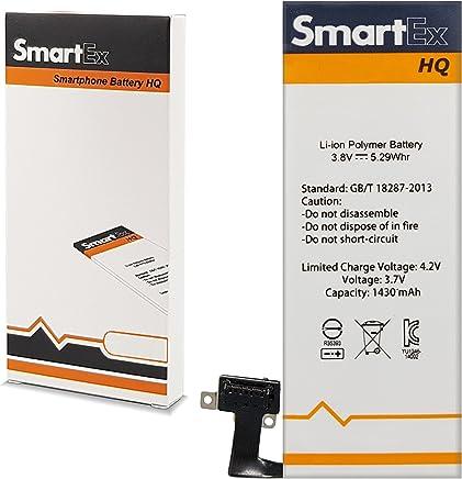 c9b3ebbdd5f Smartex® Nueva Li-Ion Baterìa Marca Smartex Compatible con iPhone 4S / 1430  mAh
