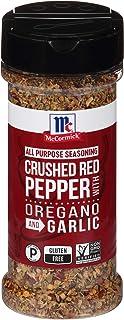 McCormick All Purpose seasoning Crushed Red Pepper & Oregano, 102g