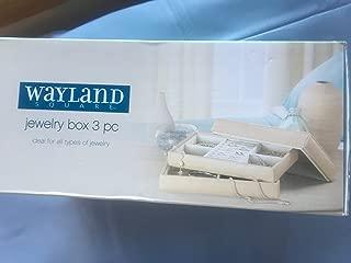 Best wayland jewelry box Reviews