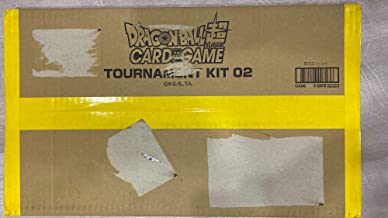 Dragon Ball Super Card Game TCG Official Tournament Kit vol 02 (Sealed)