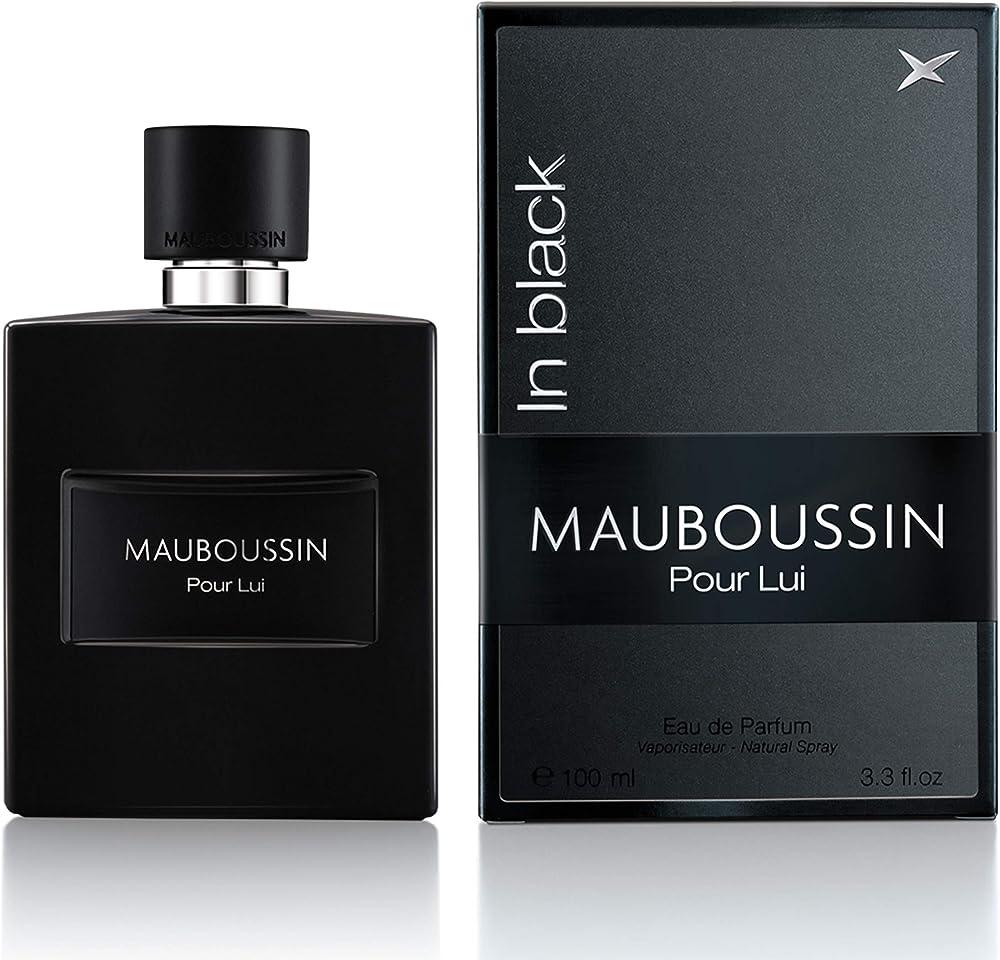Mauboussin, eau de parfum per uomo uomo 013-1