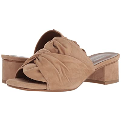 Summit by White Mountain Noelle (Camel Suede) Women