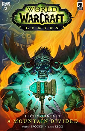 World of Warcraft: Legion #3 (English Edition)