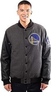golden state varsity jacket