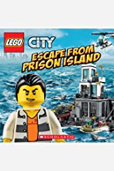Escape from Prison Island (LEGO City: 8x8) Kindle Edition