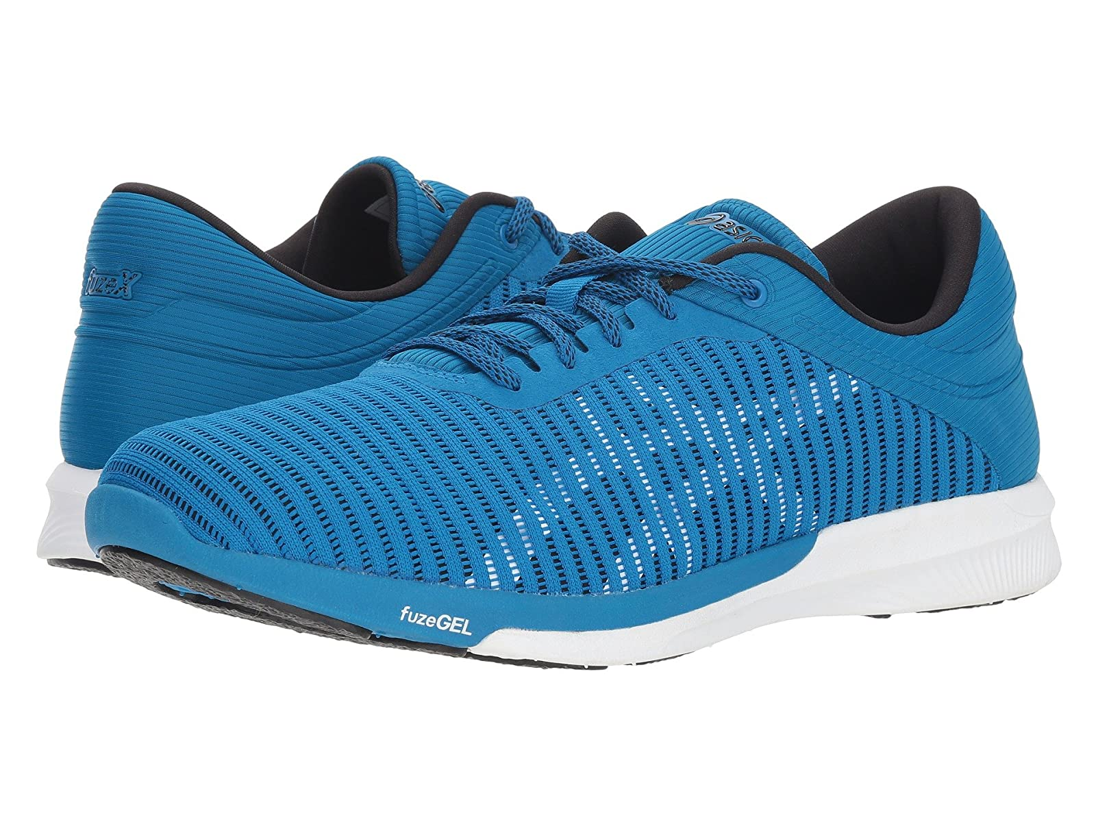 ASICS fuzeX Rush AdaptAtmospheric grades have affordable shoes