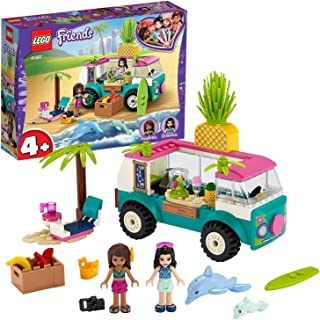 LEGO Friends Juice Truck for age 4+ years old 41397