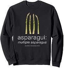 Impractical Jokers Asparagui Definition Sweatshirt
