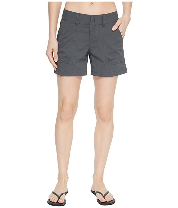 Columbia Silver Ridge Stretch Shorts II (Grill) Women