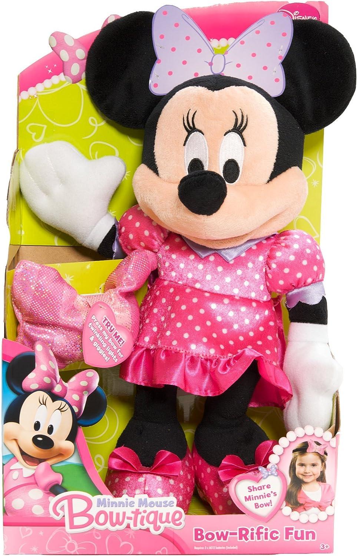 Disney Minnie Bowtique Stempelstift bowrific Plüsch