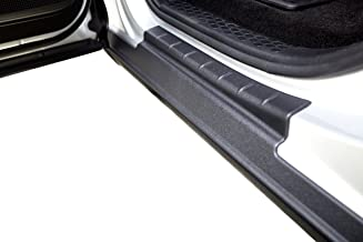 Bushwacker 14071 Black Trail Armor Door Sill & Rocker Panel Covers for 2009-2014 Ford F-150 Extended Cab