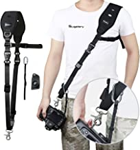 Camera Strap, Sugelary Qucik Release Camera Shoulder Neck Strap for Canon Nikon Sony DSLR SLR Mirrorless Camera