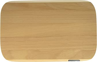 Artelegno Solid Beech Wood Cutting Board, Luxurious Italian Siena Collection by Master Craftsmen, Ecofriendly, Natural Fin...