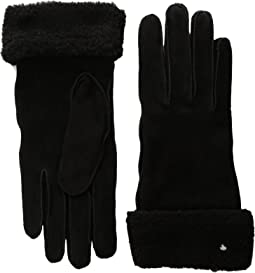 LAUREN Ralph Lauren - Shearling Cuff Glove with Thinsulate