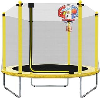 comprar comparacion LANGXUN 5FT (150cm) Trampolín Interior / Exterior | para niñosNiños Los Mejores Regalos de cumpleaños Buenas Herramienta...