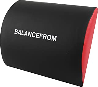 BalanceFrom Core Mat Ab Mat Abdominal Mat Sit-Up Pad - Abdominal Trainer Mat