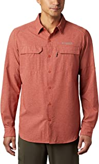 Columbia Irico Mens Long Sleeve Shirt Camiseta De Manga Larga Hombre