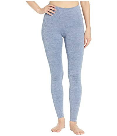 Nike One Tights (Blue Void/Heather/Black) Women