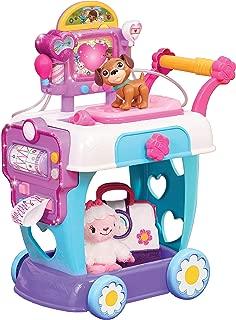 Doc McStuffins Toy Hospital Care Cart- Brown Mailer