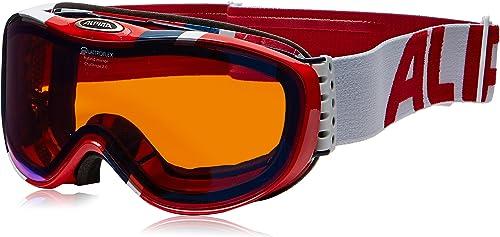 ALPINA Masque de Ski Challenge 2.0 m 2