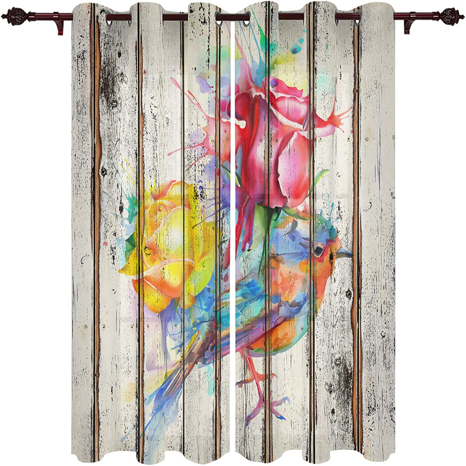 YEHO In a popularity Selling rankings Art Gallery Modern Bedroom L for Blackout Curtains
