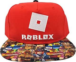 roblox Boys Snapback Hat Youth One Size