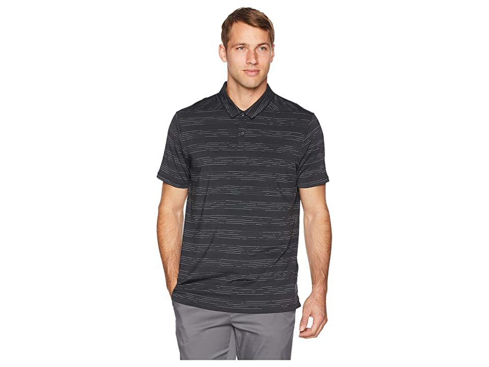Nike Golf Dry Polo Heather Textured (Anthracite/Black/Wolf Grey/Black) Men