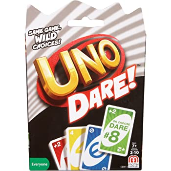 Mattel Games CDY11 UNO: Dare - Card Game