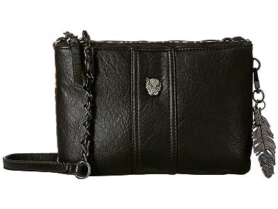 Jessica Simpson Simone Crossbody (Leopard) Cross Body Handbags