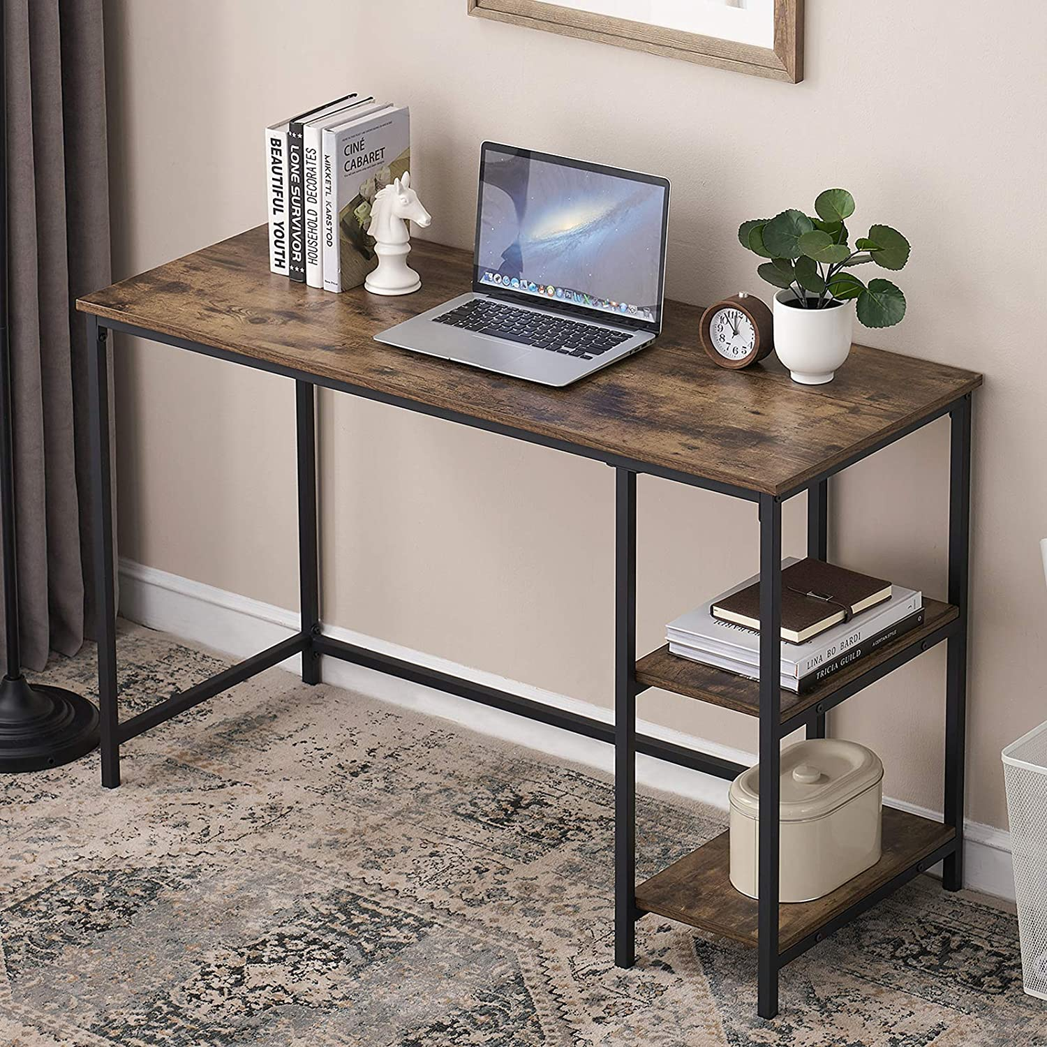 Industrial Super popular specialty store Spring new work one after another Computer Desk for Small Space with Office Home