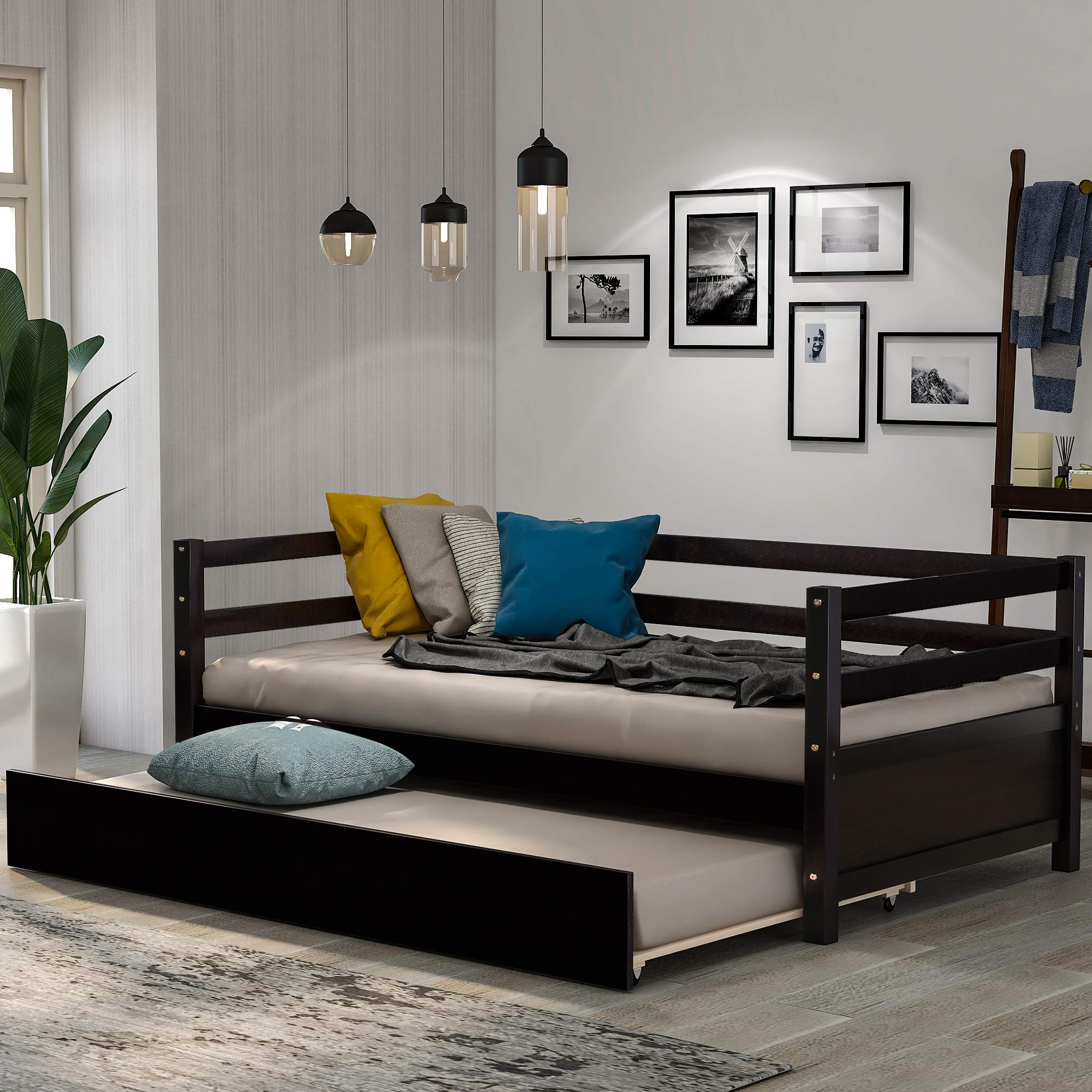 Daybed Trundle Baysitone Standard Frame
