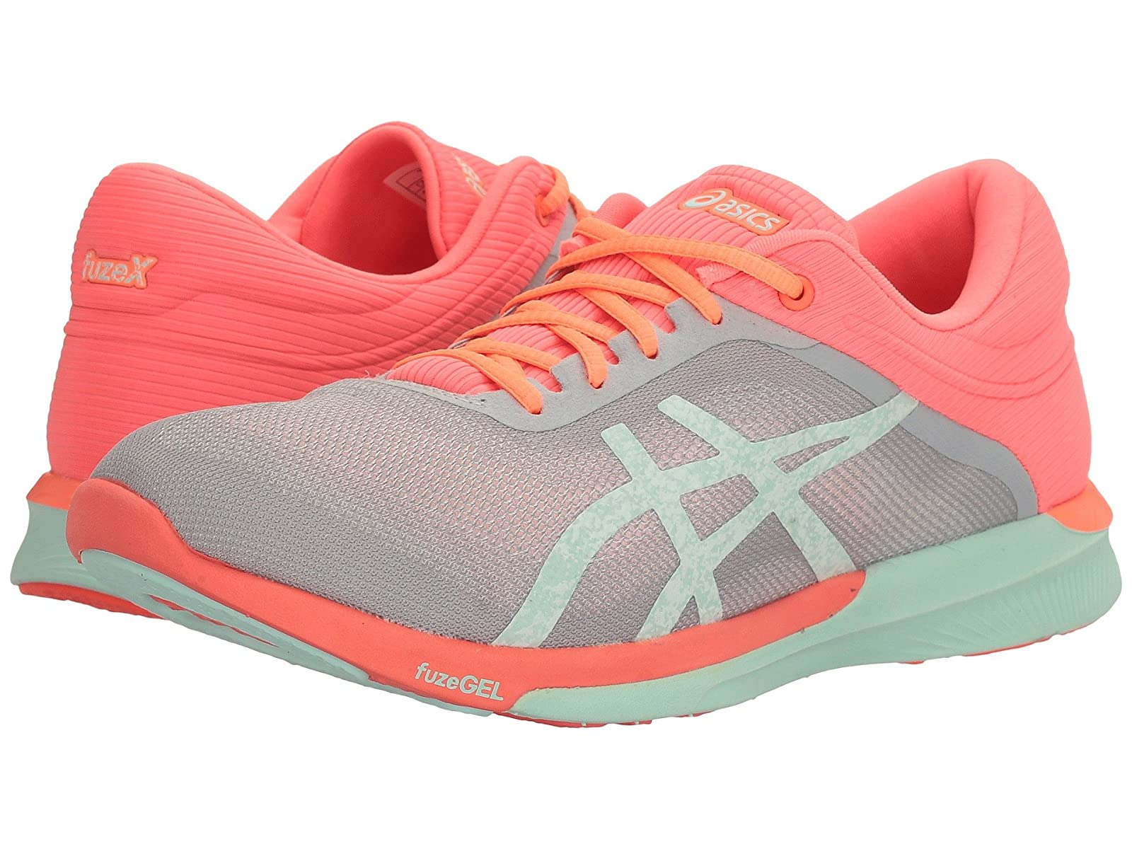 ASICS FuzeX RushCheap and distinctive eye-catching shoes