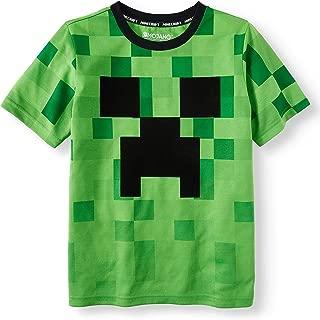 Shirt Creeper Logo Fade Short Sleeve Licensed Tee (Medium (8)) Green
