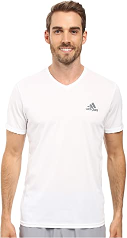 adidas Essential Tech V-Neck Tee