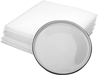 """Cushion Foam Sheets12"""" x 12""""(55 Count), Packing Foam Supplies for Moving, Safely Wrap Dishes, Glasses & Furniture Legs by USA Moving Supply"""