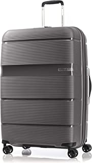 898900045 American Tourister Polypropylene 66 cms Linex Titanium Hardsided Check-in  Luggage