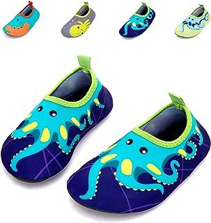 Barefoot Swim Water Shoes Quick Dry Non-Slip for Kids Women Men