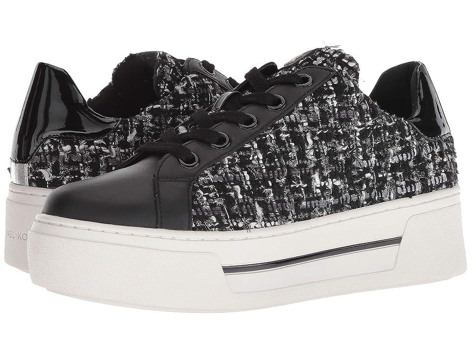 MICHAEL Michael Kors Ashlyn Sneaker (Black/Silver) Women