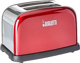Toaster Electricity Vermelho 110v Bialetti Vermelho 110v