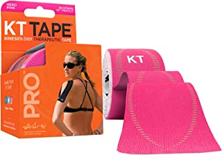KT Tape Pro Kinesiology Therapeutic Sports Tape , Hero Pink (8.93169E+11)
