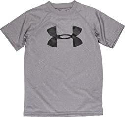 Under Armour Kids S/S UA Tech™ Big Logo (Big Kids)