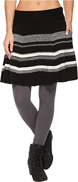 Smartwool - Cascade Valley Stripe Skater Skirt